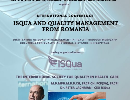 ISUQa and Qualkity Managemntg From Romania