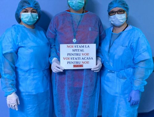 Spitalul Clinic Nicolae Malaxa Bucuresti in era COVID